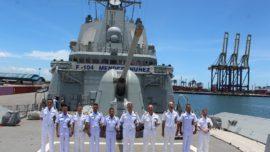 Defensa reprograma la vuelta al mundo de la Méndez Núñez