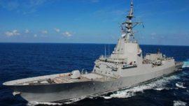 La fragata Méndez Núñez abandona la zona próxima al golfo Pérsico y se encuentra en la India