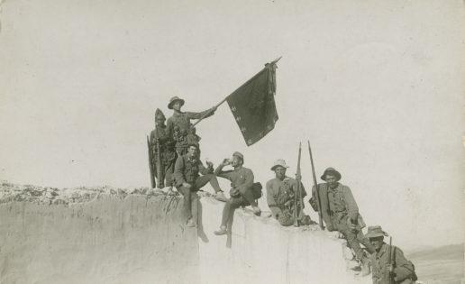 Centenario de La Legión: hacia una Laureada de San Fernando colectiva