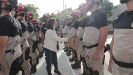 «España entera se ha sentido muy identificada con las Fuerzas Armadas»