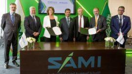 Navantia y Arabia Saudí firman el contrato para integrar el sistema de combate de las cinco corbetas