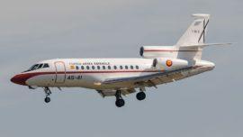 Pedro Sánchez, el presidente que más usa el avión Falcon del Ejército del Aire