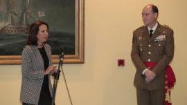 El teniente general Luis Martínez Meijide, nuevo jefe de la UME
