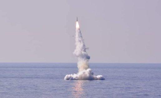 Argelia, segundo país mediterráneo con capacidad de ataque a tierra desde un submarino
