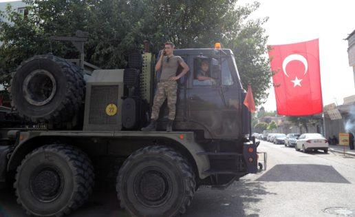 España: «La operación turca da nueva vida a Daesh»