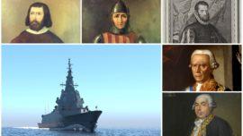 Los cinco nombres de las fragatas F-110 de la Armada Española