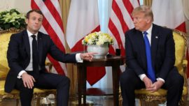 Cumbre de Londres (III): Trump vs. Macron, pierde la OTAN