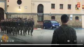 Vídeo: el Ejército muestra su nuevo Regimiento «Barcelona» nº 63