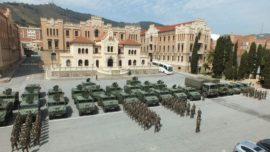 El Ejército refuerza su presencia en Cataluña: un regimiento para Barcelona