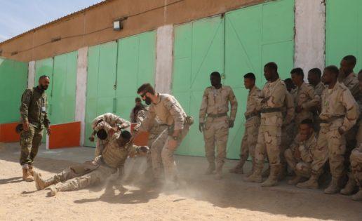 Flintlock 2020: España participará en el mayor ejercicio de Operaciones Especiales de EE.UU. en África