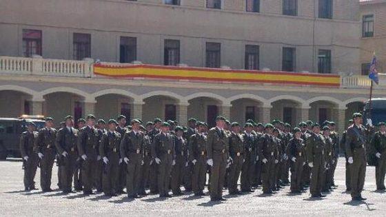 Coronavirus: suspendido el Día de las Fuerzas Armadas que se iba a celebrar el 30 de mayo en Huesca