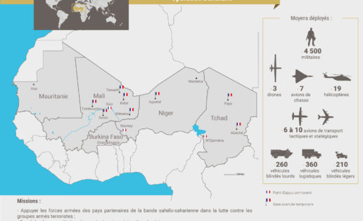 Francia enviará otros 600 militares a su misión en el Sahel