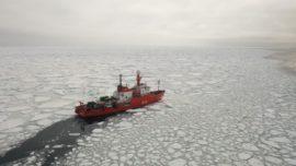 Hespérides (I): la Antártida y la misión más lejana de la Armada