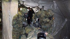 Coronavirus: la Brigada de Sanidad y otros militares sanitarios, listos para intervenir si se les ordena