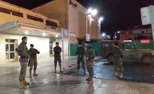 Patrullas mixtas del Ejército: Pontevedra, Baleares, Tenerife, Gran Canaria, León o Zamora para empezar