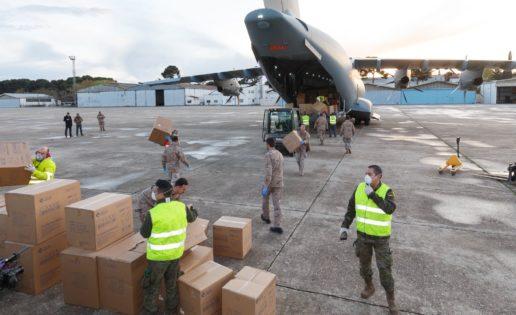 Airbus abre un «puente aéreo» desde China para traer material sanitario