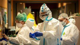 Coronavirus: Gómez Ulla, la esperanza se abre paso en la hora decisiva