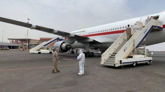Coronavirus: Llega a Torrejón el militar español contagiado en la misión en Malí