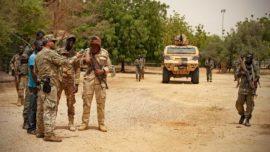 Coronavirus: cuatro nuevos positivos en la misión militar de la UE en Malí