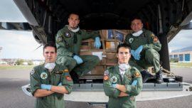 Coronavirus y Ejército del Aire: un puente aéreo a Melilla