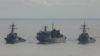 EE.UU. utiliza tres destructores de Rota para entrar en el mar de Barents