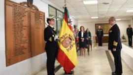 """El emocionante mensaje de despedida del almirante de la Flota: """"Fue España, digámoslo, quien hizo a los océanos pequeños"""""""