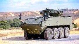 Escribano, incluida en la sociedad anónima que desarrollará el vehículo 8×8 del Ejército