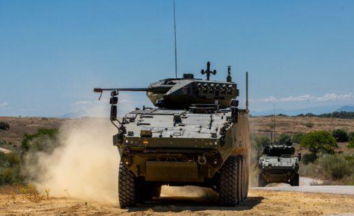 Luz verde al contrato del nuevo blindado 8×8 del Ejército