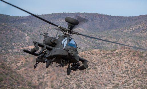 Marruecos formaliza la compra de 24 helicópteros de ataque Apache de Boeing