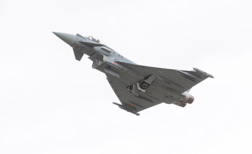 Airbus espera firmar con Defensa el contrato de los 20 nuevos Eurofighter para Canarias en 2021