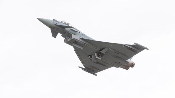 Indra, en el nuevo diseño del radar AESA para el Eurofighter