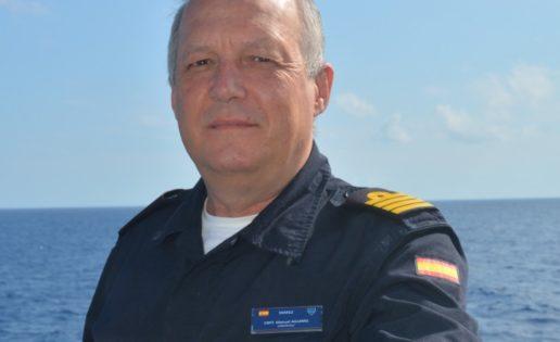 España, al frente del grupo naval de la OTAN en el Mediterráneo