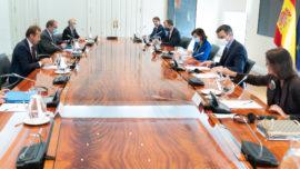 Sánchez promete al CEO de Airbus avanzar en nueve programas clave de Defensa