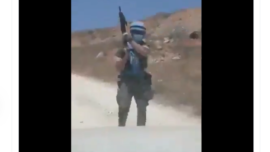 Líbano: incidente con tiros al aire de un militar español