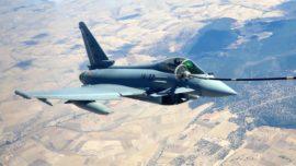 El Ejército del Aire pone a prueba su operatividad en el mayor ejercicio anual de adiestramiento