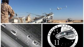 Scan Eagle: modernización de los diez drones de la Armada a partir de 2021