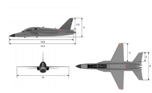 Airbus D&S AFJT Medidas-516x315