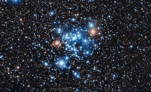 Descubierto un nuevo y raro tipo de estrella