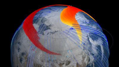 La vuelta al mundo en 4 días: La NASA rastrea la pluma del meteorito de Chelyabinsk