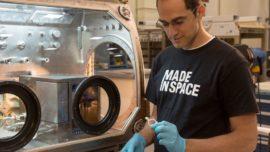 La NASA lanzará en 2014 la primera impresora 3D al espacio