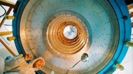 Hallan una nueva familia de partículas compuestas por cuatro quarks
