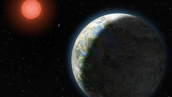 No hay extraterrestres en Gliese 581