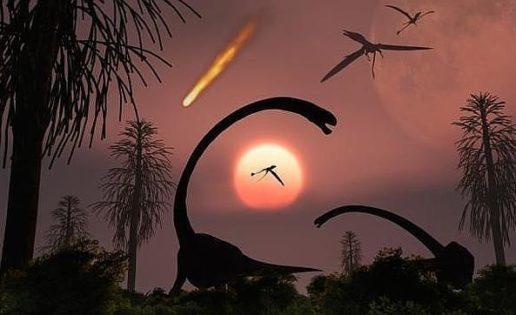 Debemos nuestros bosques al meteorito que acabó con los dinosaurios