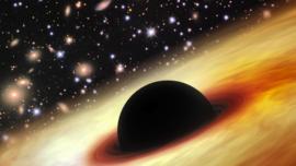 Hallan una posibilidad de entrar, vivos, en un agujero negro
