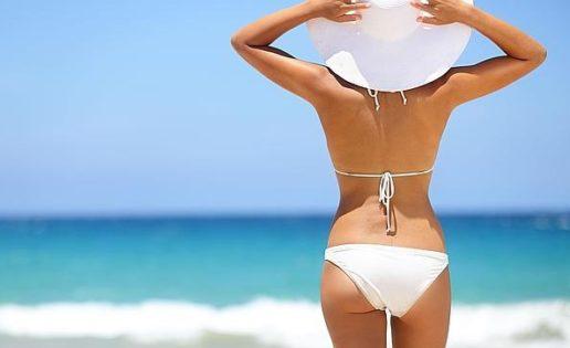 Los hombres prefieren la curvatura de la espalda a las nalgas de las mujeres