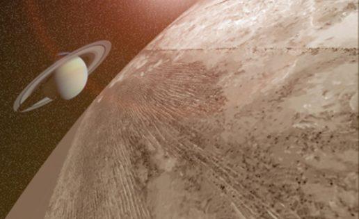 Resuelto el misterio de las dunas de Titán