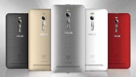 El nuevo Asus ZenFone 2 desembarca en Europa con sus 4 GB de RAM