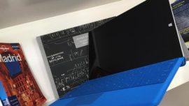 Microsoft adelgaza la Surface 3 para insistir en la era de la movilidad extrema