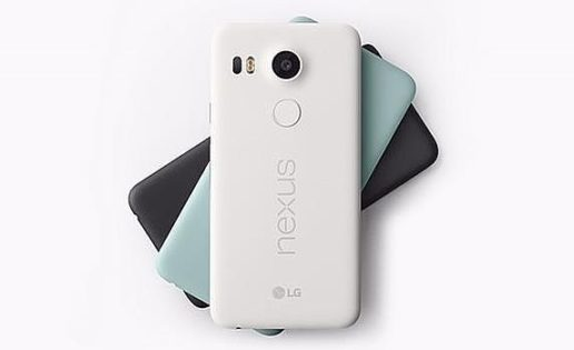 Google trae a España el «smartphone» Nexus 5X