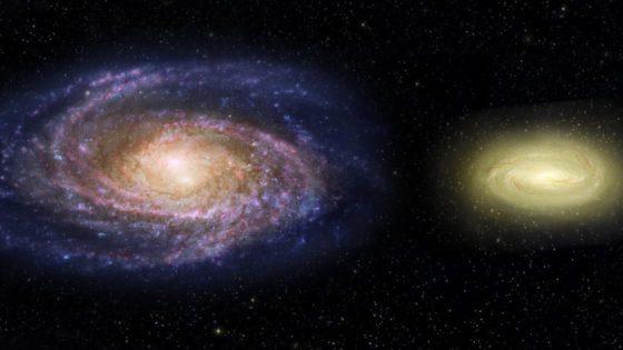 La galaxia «muerta» que cambiará lo que sabemos del Universo